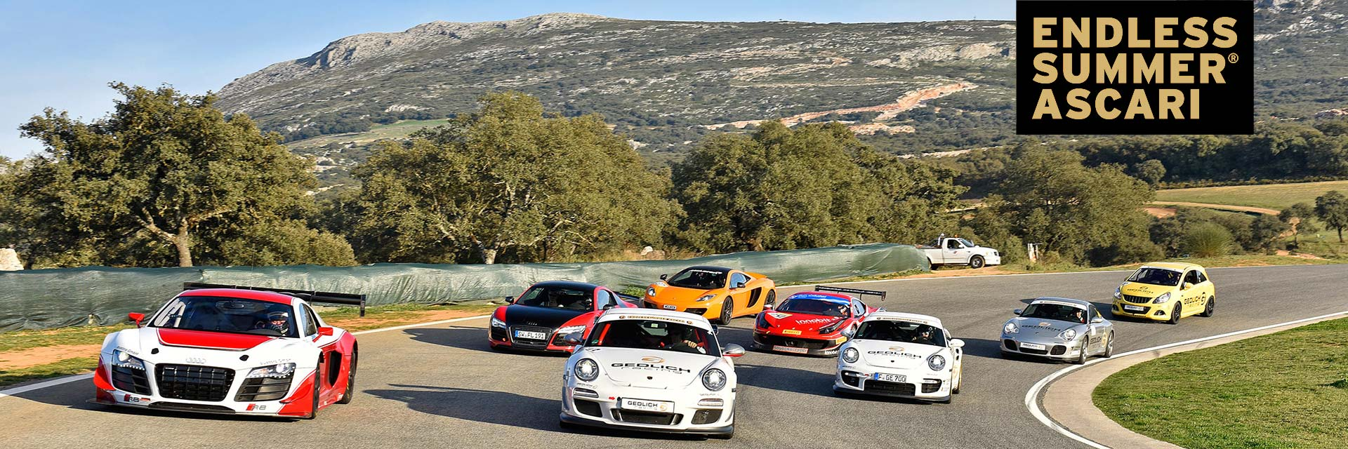 GEDLICH Racing - Endless Summer Ascari