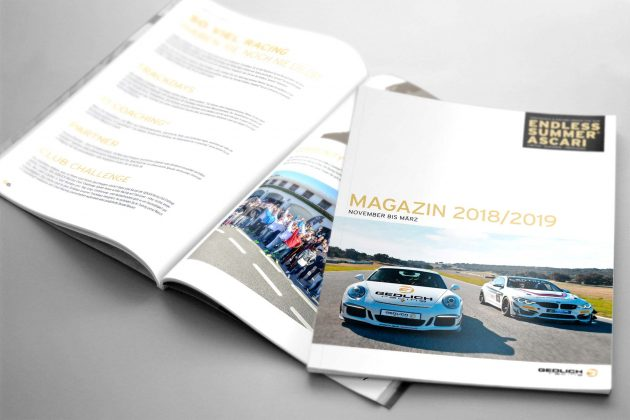 GEDLICH Racing - ES-Magazin
