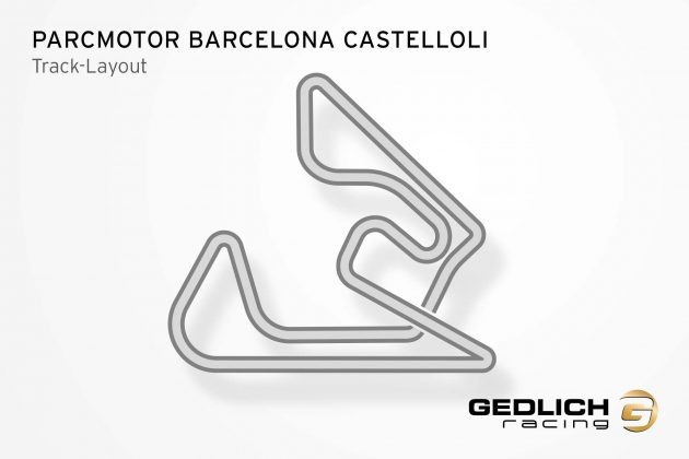 GEDLICH Racing - Racetrack Parcmotor Barcelona Castelloli
