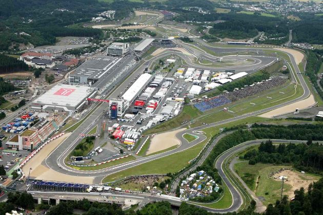 GEDLICH Racing - Racetrack Nürburgring GP