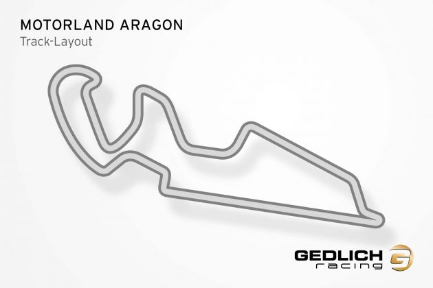 GEDLICH Racing - Racetracks Motorland Aragon