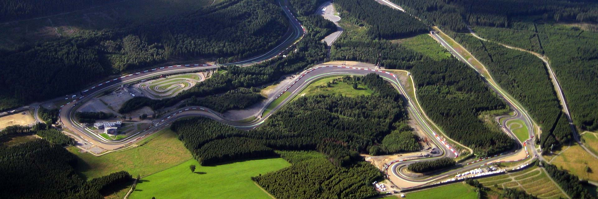 GEDLICH Racing Racetracks - Spa-Francorchamps