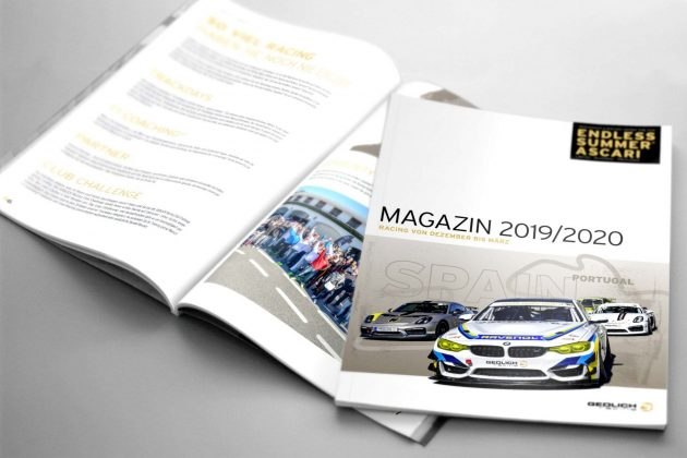 GEDLICH Racing - Endless-Summer Magazin 2019-2020