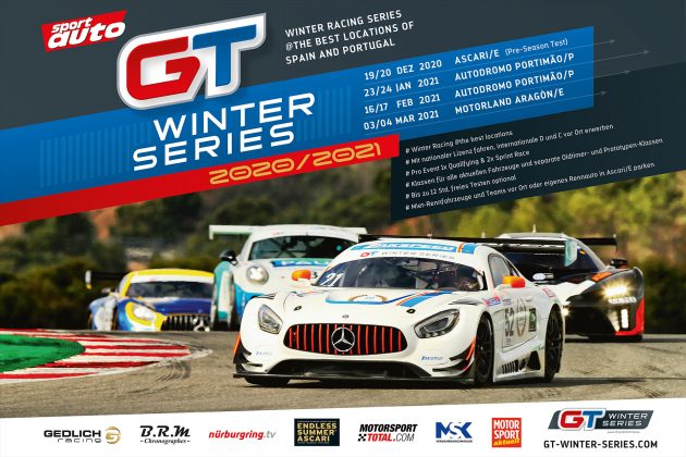 GT Winter Series