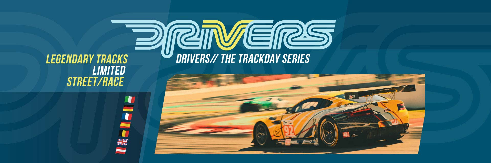 Drivers// The Trackday Series