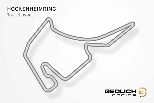 GEDLICH Racing - Racetrack Hockenheimring