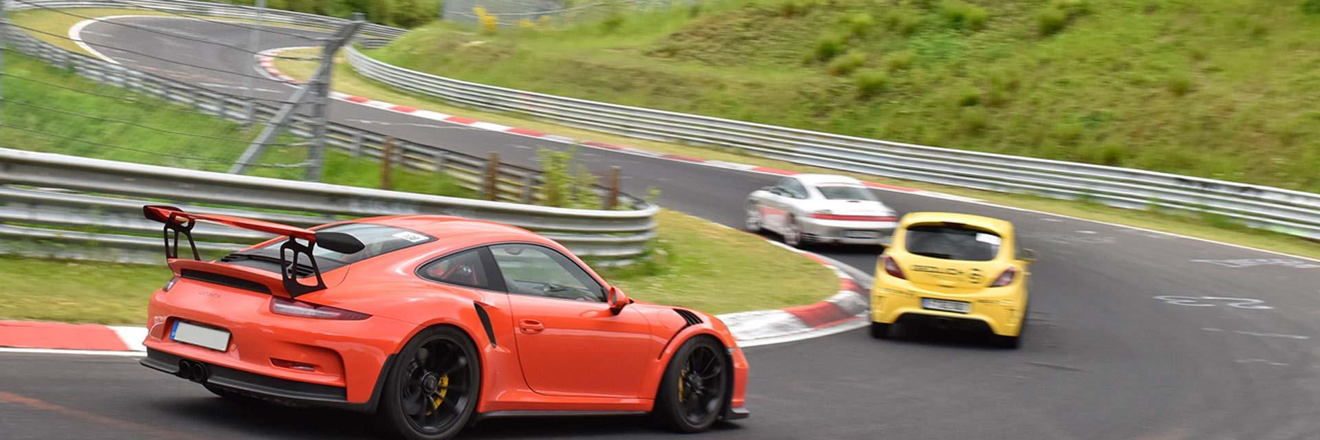 GEDLICH Racing - Racetrack Nordschleife