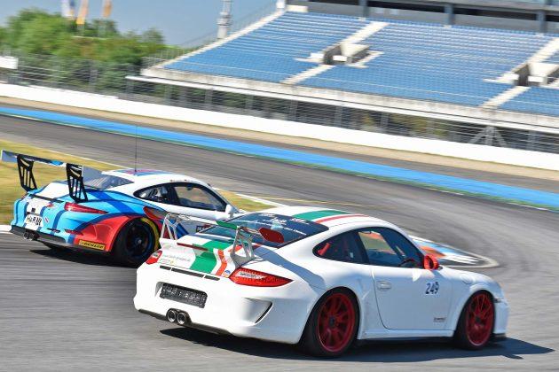 GEDLICH Racing - Trackdays 2019