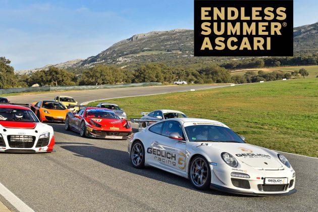 GEDLICH Racing - Endless Summer Fahrerlebnisse