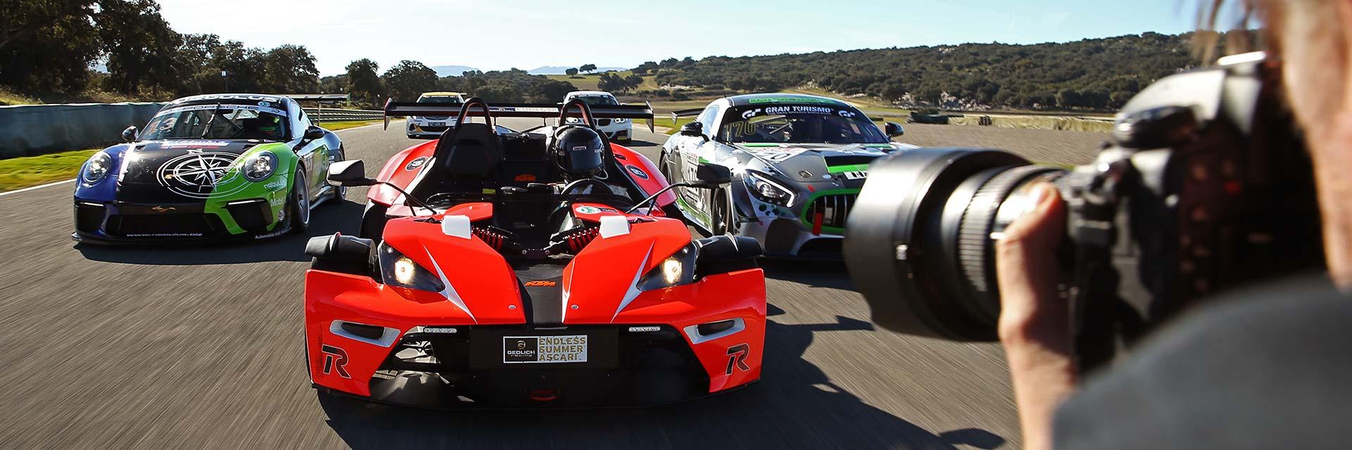 GEDLICH Racing - News