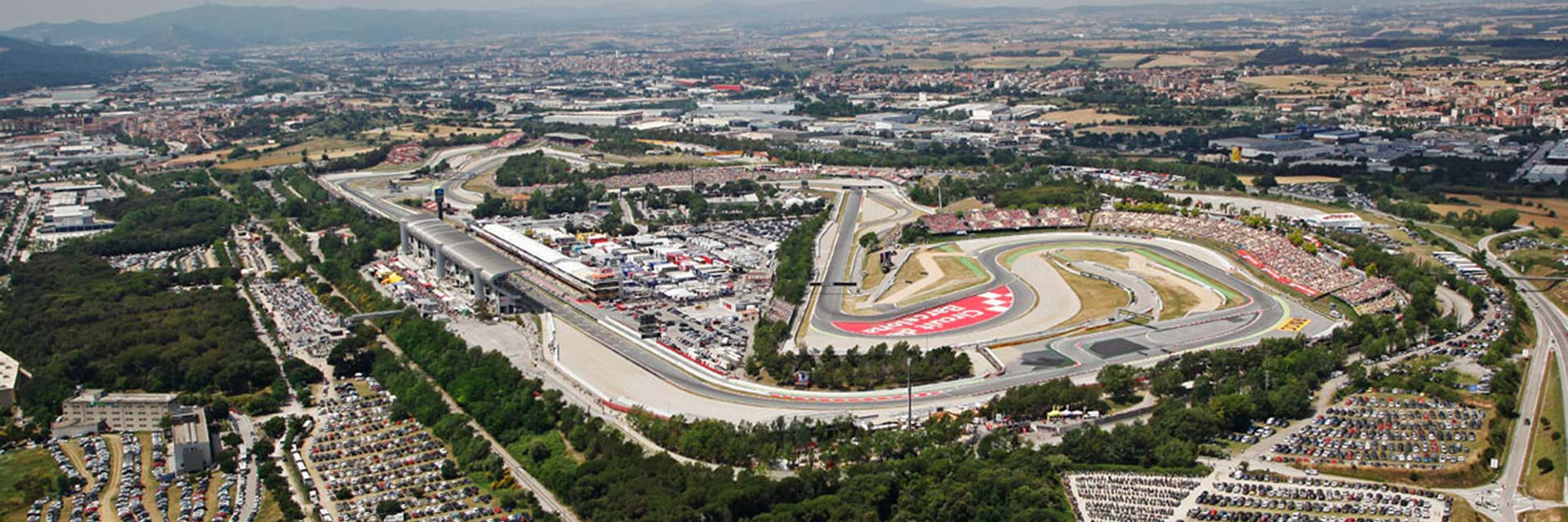 GEDLICH Racing - Racetrack Circuito Barcelona Catalunya