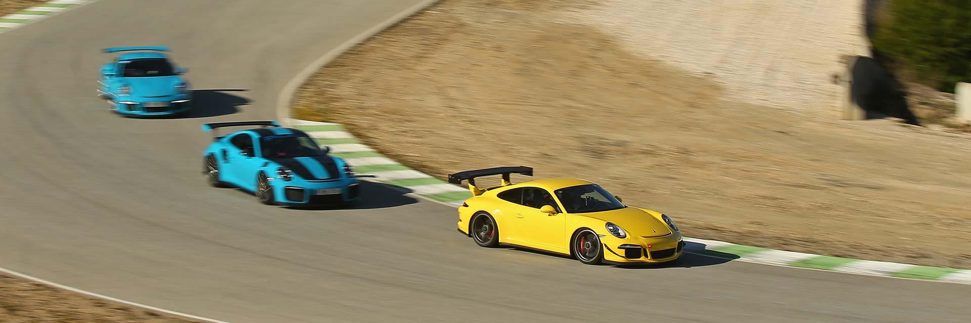 GEDLICH Racing - Racetrack Parcmotor Barcelona Castelloli