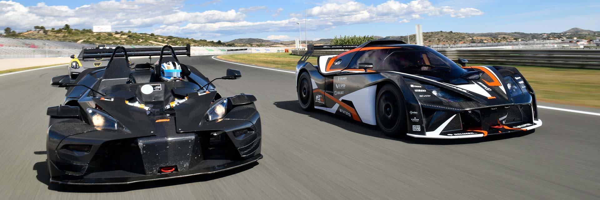 GEDLICH Racing - Racetracks