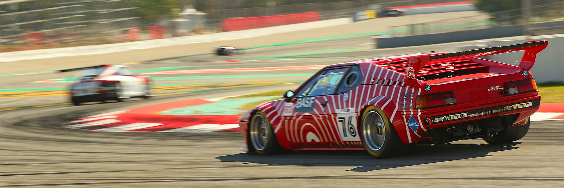 GEDLICH Racing - Termine & Buchung