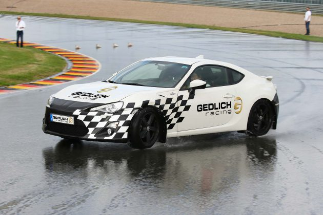 GEDLICH Racing - Car Control Training