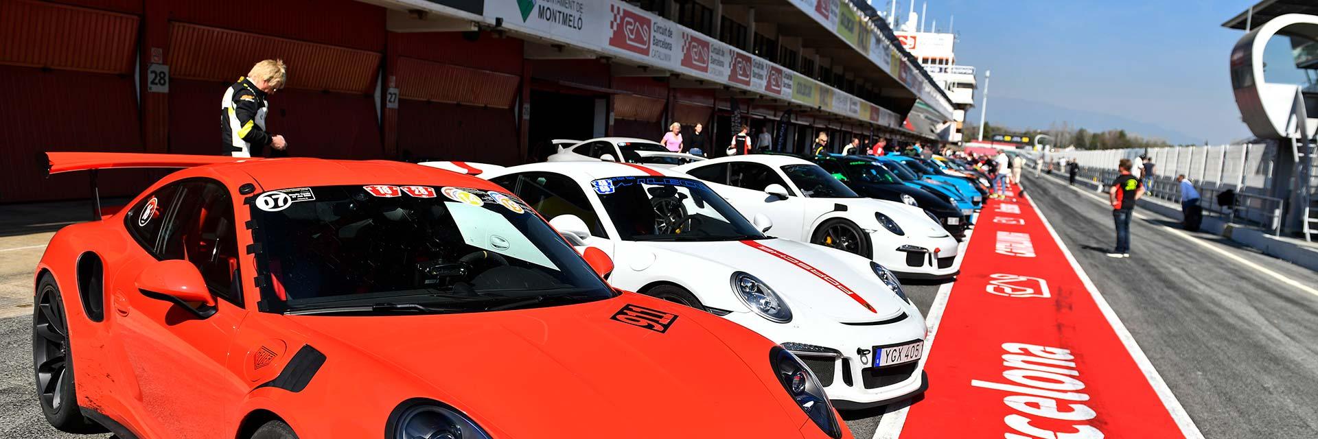GEDLICH Racing - Kontakt