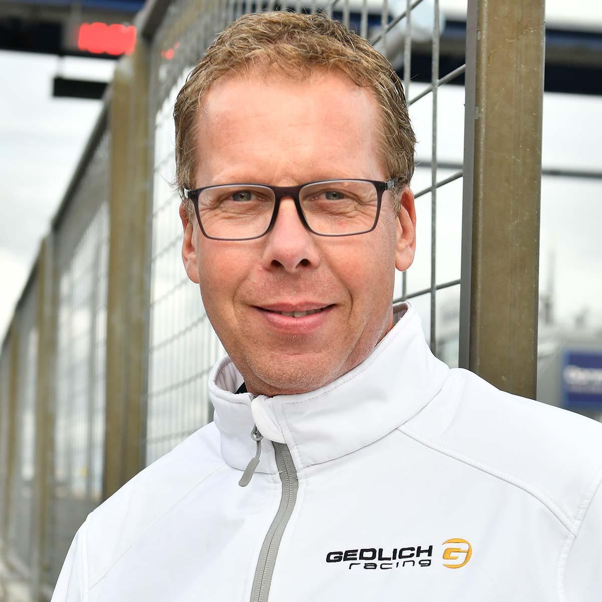 GEDLICH Racing - Markus Gedlich, Geschäftsführer