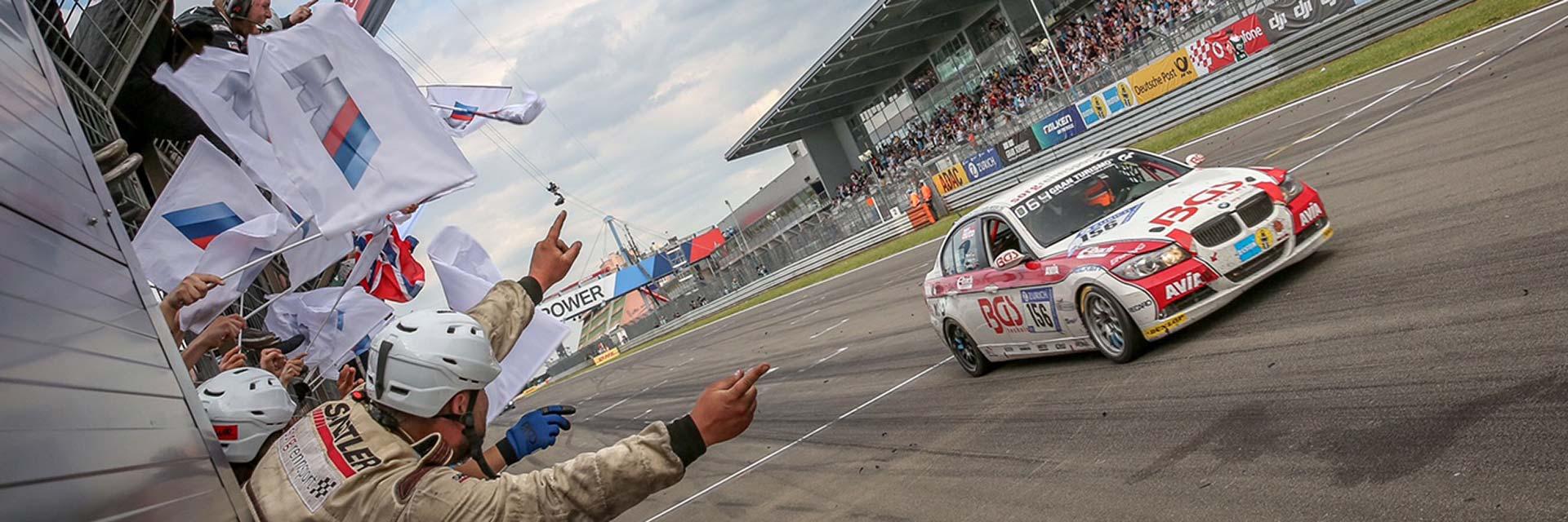 GEDLICH Racing Partner - Sorg Rennsport