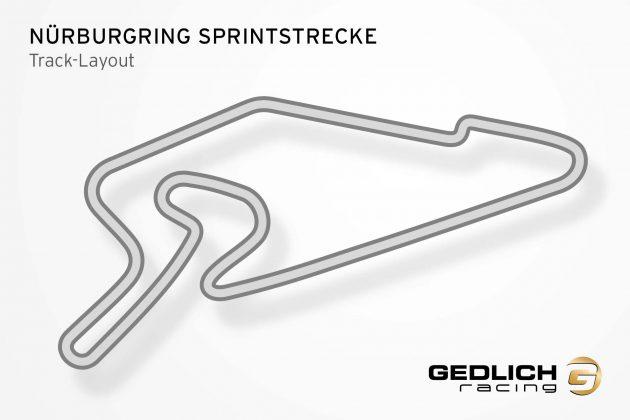 GEDLICH Racing - Racetrack Nürburgring Sprintstrecke