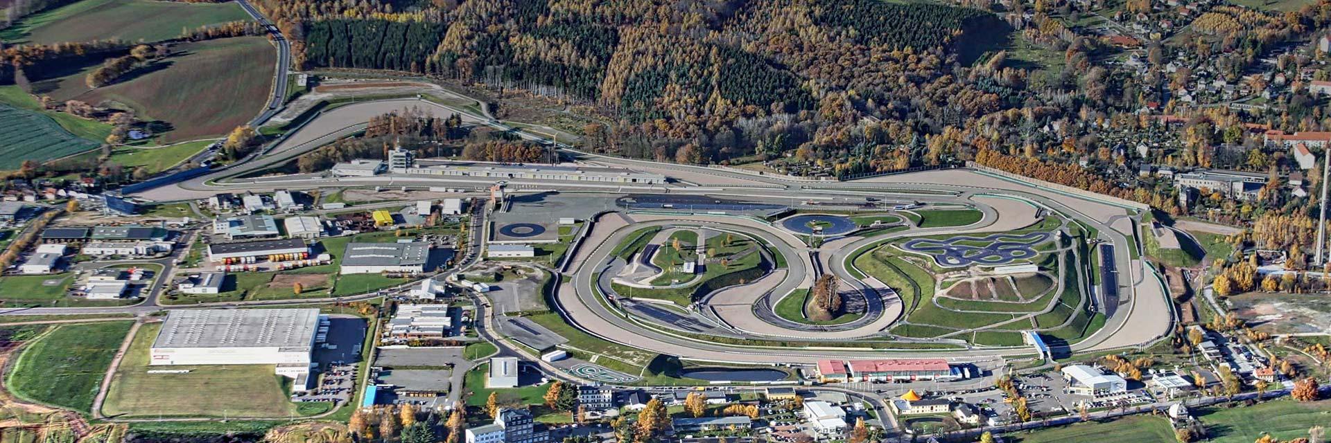GEDLICH Racing - Racetrack Sachsenring