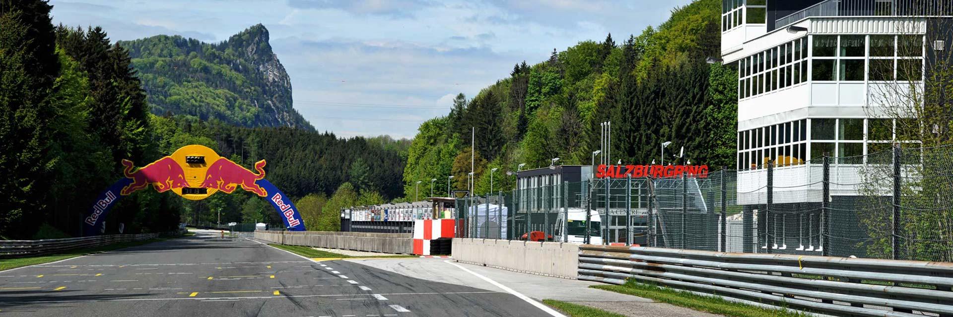 GEDLICH Racing - Racetrack Salzburgring
