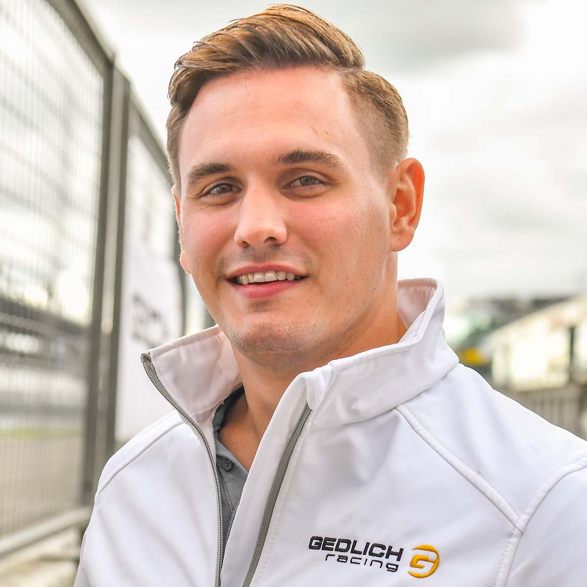 GEDLICH Racing - Robin Selbach, Vertriebsleitung