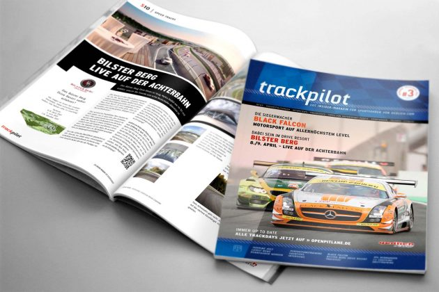 GEDLICH Racing - Trackpilot-Magzin No 03