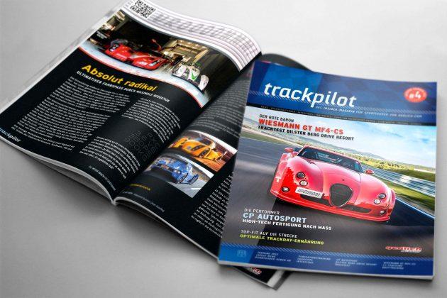 GEDLICH Racing - Trackpilot-Magzin No 04