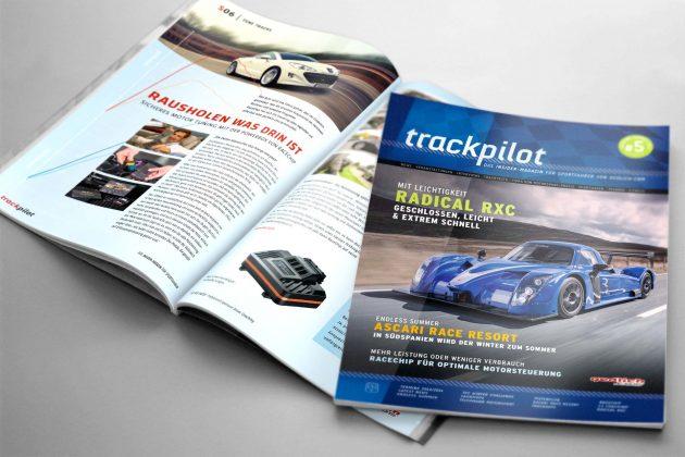GEDLICH Racing - Trackpilot-Magzin No 05