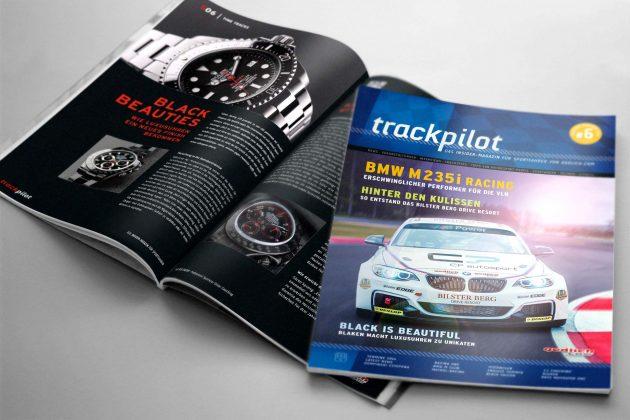 GEDLICH Racing - Trackpilot-Magzin No 06