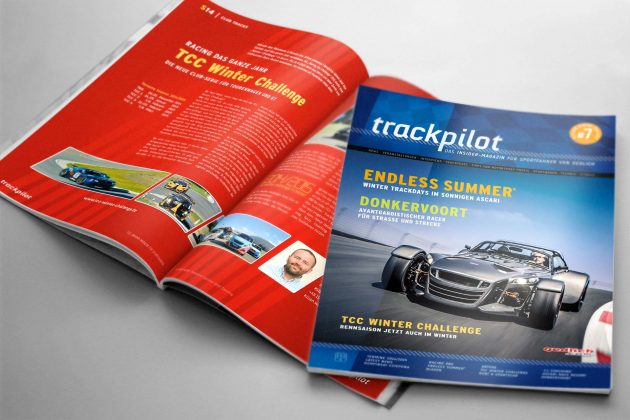 GEDLICH Racing - Trackpilot-Magzin No 07