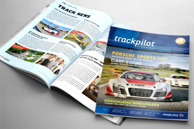 GEDLICH Racing - Trackpilot-Magzin No 08