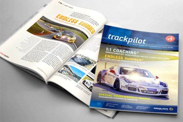 GEDLICH Racing - Trackpilot-Magzin No 09