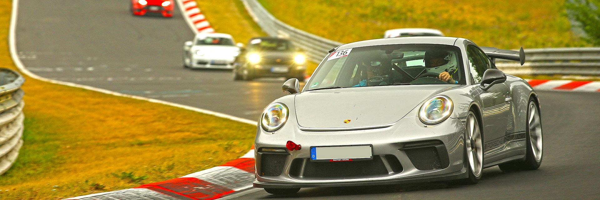 Gedlich Racing Nordschleifentraining