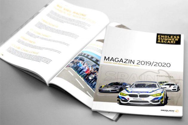 GEDLICH Racing - Endless-Summer Magazin 2019-2020