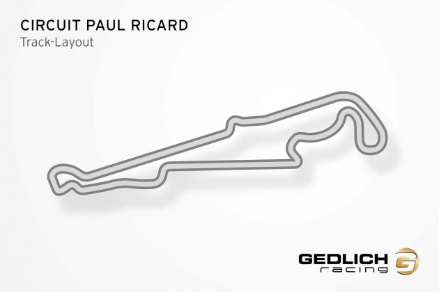 GEDLICH Racing - Racetrack Circuit Paul Ricard