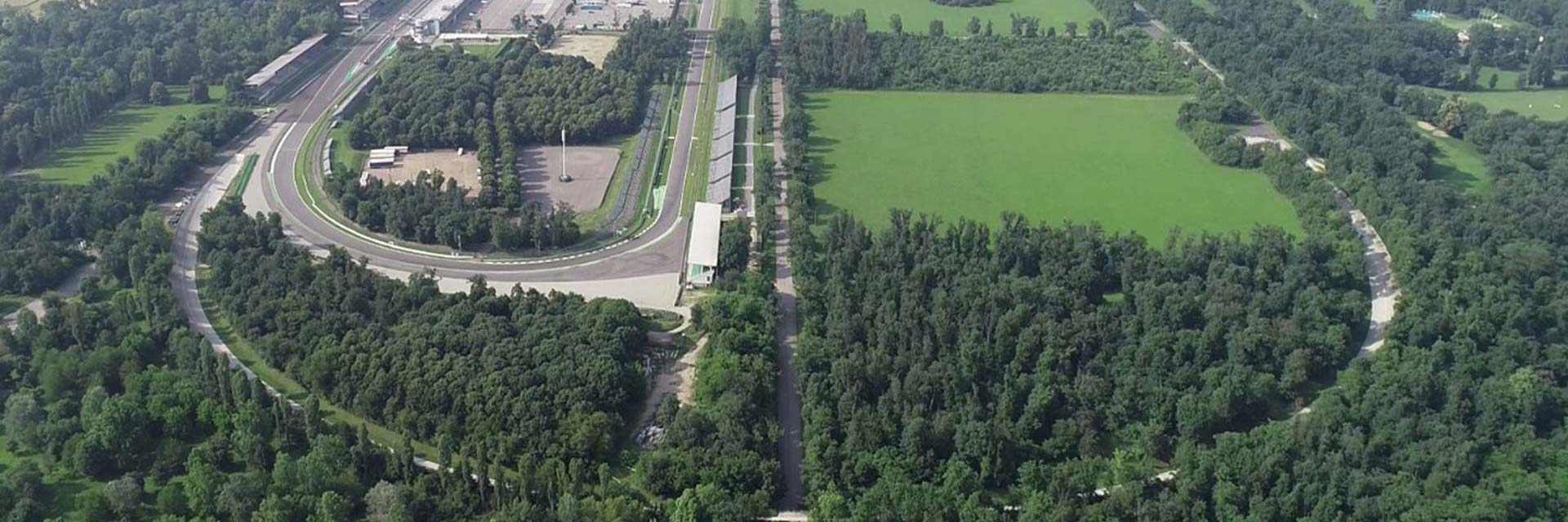 GEDLICH Racing - Legendary Racetrack Monza