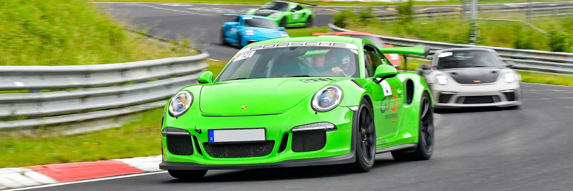 GEDLICH Racing - Nordschleifentraining 001